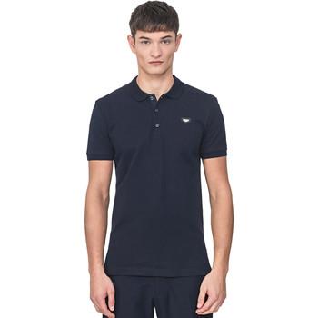 Kleidung Herren Polohemden Antony Morato MMKS01738 FA100083 Blau