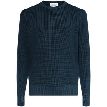 Kleidung Herren Pullover Calvin Klein Jeans K10K104721 Blau