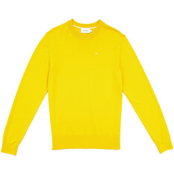 Kleidung Herren Pullover Calvin Klein Jeans K10K104068 Gelb