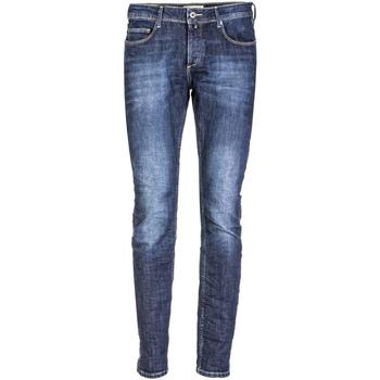 Kleidung Herren Slim Fit Jeans U.S Polo Assn. 53291 51321 Blau