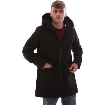 Kleidung Herren Mäntel U.S Polo Assn. 52336 52251 Schwarz