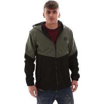 Kleidung Herren Trainingsjacken U.S Polo Assn. 52334 52251 Grün