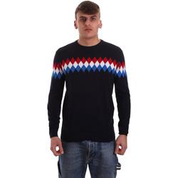 Kleidung Herren Pullover U.S Polo Assn. 52477 48847 Blau