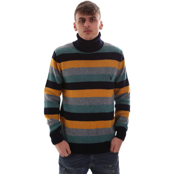 Kleidung Herren Pullover U.S Polo Assn. 52461 52633 Blau