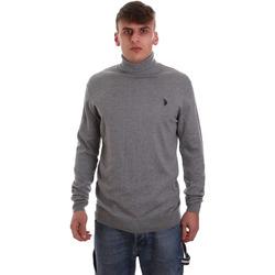 Kleidung Herren Pullover U.S Polo Assn. 52484 48847 Grau