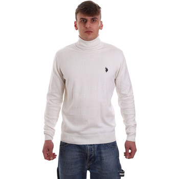Kleidung Herren Pullover U.S Polo Assn. 52484 48847 Weiß
