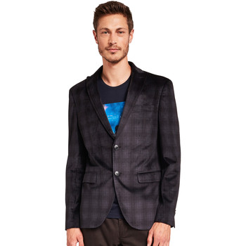 Kleidung Herren Jacken / Blazers Gaudi 921FU35033 Schwarz