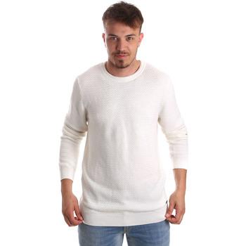 Kleidung Herren Pullover Gaudi 921FU53020 Weiß