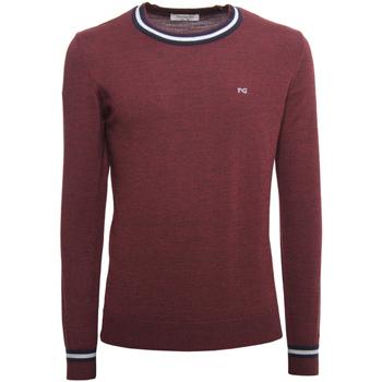 Kleidung Herren Pullover NeroGiardini A974460U Rot