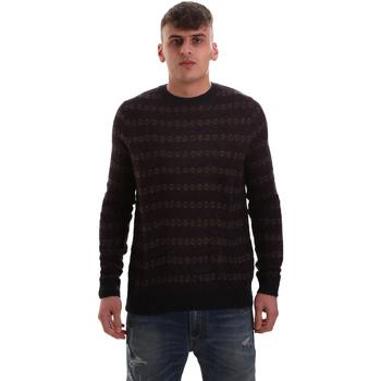 Kleidung Herren Pullover Antony Morato MMSW00972 YA400113 Blau