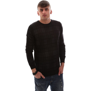 Kleidung Herren Pullover Antony Morato MMSW00985 YA400006 Schwarz