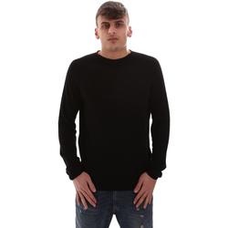 Kleidung Herren Pullover Antony Morato MMSW00998 YA200038 Schwarz