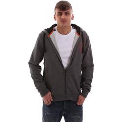 Kleidung Herren Sweatshirts Ea7 Emporio Armani 6GPM20 PJ07Z Grau