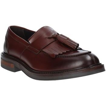Schuhe Herren Slipper Marco Ferretti 161340MF Braun