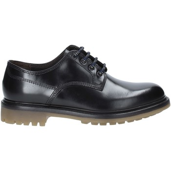 Schuhe Herren Derby-Schuhe Marco Ferretti 112357MF Schwarz