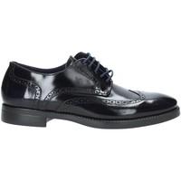 Schuhe Herren Derby-Schuhe CallagHan 19502 Blau
