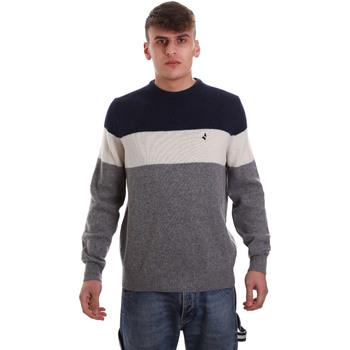 Kleidung Herren Pullover Navigare NV10269 30 Grau