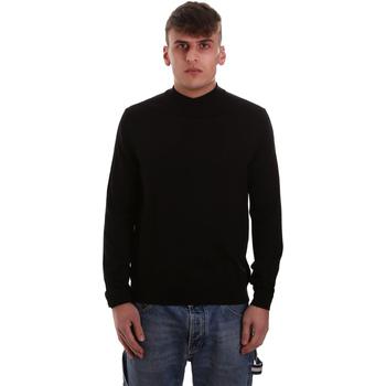 Kleidung Herren Pullover Navigare NV11006 32 Schwarz