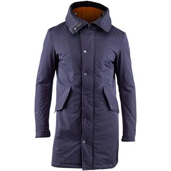 Kleidung Herren Parkas Lumberjack CM37821 003 505 Blau