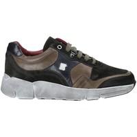 Schuhe Herren Sneaker Low Exton 360 Grün