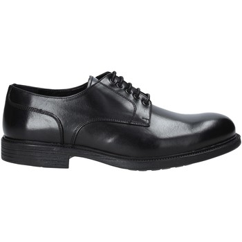 Schuhe Herren Derby-Schuhe Rogers 6500_4 Schwarz