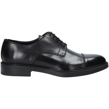 Schuhe Herren Derby-Schuhe Rogers 1001_4 Schwarz