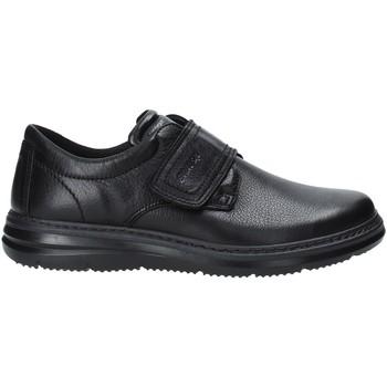 Schuhe Herren Slipper Enval 4224100 Schwarz