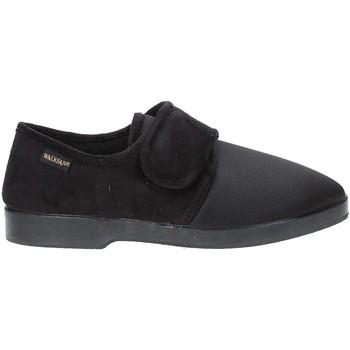 Schuhe Herren Hausschuhe Susimoda 5965 Schwarz
