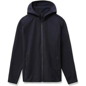 Kleidung Herren Sweatshirts Napapijri NP000IVS1761 Blau