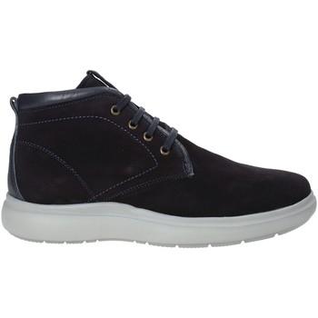 Schuhe Herren Sneaker High Impronte IM92016A Blau