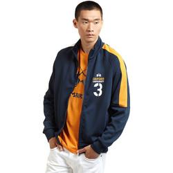 Kleidung Herren Trainingsjacken La Martina OMF606 FP077 Blau