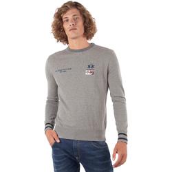 Kleidung Herren Pullover La Martina OMS315 YW025 Grau