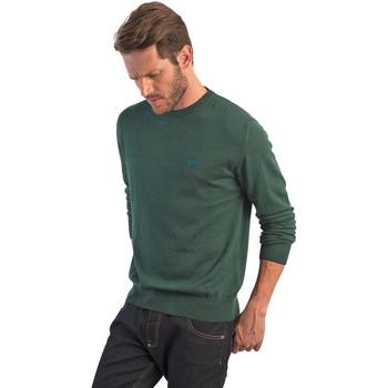 Kleidung Herren Pullover La Martina OMS005 YW020 Grün