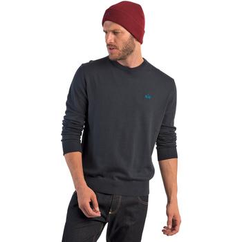 Kleidung Herren Pullover La Martina OMS005 YW020 Blau