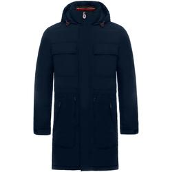 Kleidung Herren Parkas Invicta 4432370/U Blau