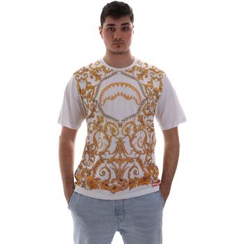 Kleidung Herren T-Shirts Sprayground SP019S Weiß