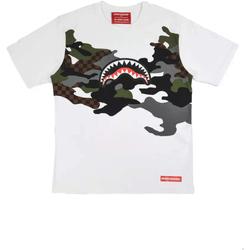 Kleidung Herren T-Shirts Sprayground SP022S Weiß