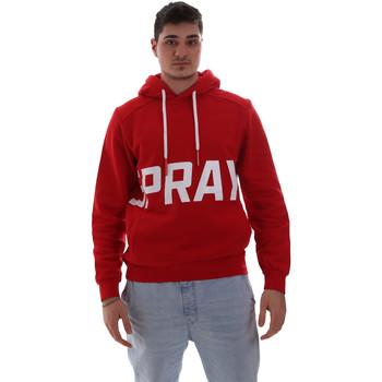 Kleidung Herren Sweatshirts Sprayground 19AISP006 Rot