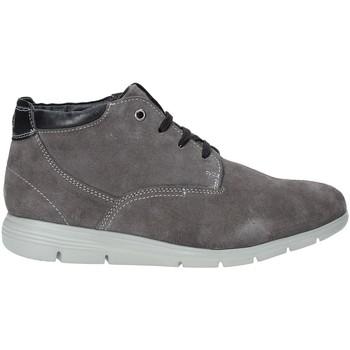 Schuhe Herren Sneaker High Impronte IM92053A Grau