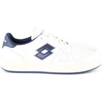 Schuhe Herren Sneaker Low Lotto L58229 Weiß