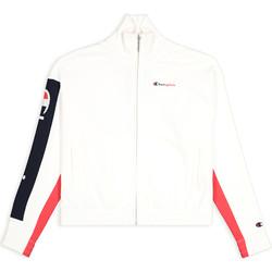 Kleidung Damen Sweatshirts Champion 112145 Weiß