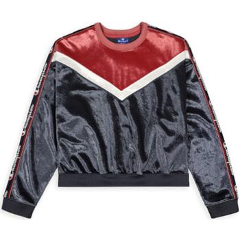 Kleidung Damen Sweatshirts Champion 112276 Blau