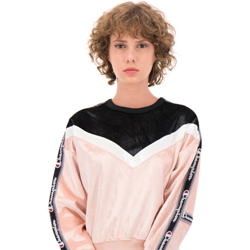 Champion 112276 Rosa - Kleidung Sweatshirts Damen 4125 fMxIJ