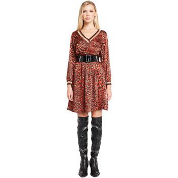 Kleidung Damen Kurze Kleider Denny Rose 921ND15008 Rot