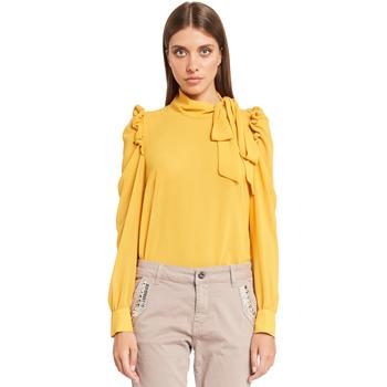 Kleidung Damen Tops / Blusen Denny Rose 921ND45001 Gelb