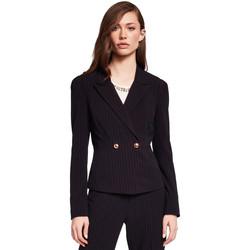 Kleidung Damen Jacken / Blazers Gaudi 921FD35009 Schwarz