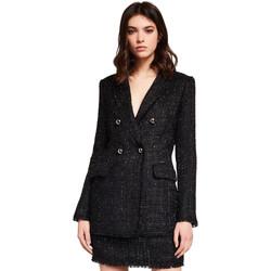 Kleidung Damen Jacken / Blazers Gaudi 921FD35029 Schwarz