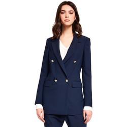 Kleidung Damen Jacken / Blazers Gaudi 921FD35035 Blau