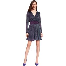 Kleidung Damen Kurze Kleider Gaudi 921FD14003 Blau