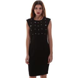 Kleidung Damen Kurze Kleider Gaudi 921FD15004 Schwarz